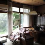 木窓before