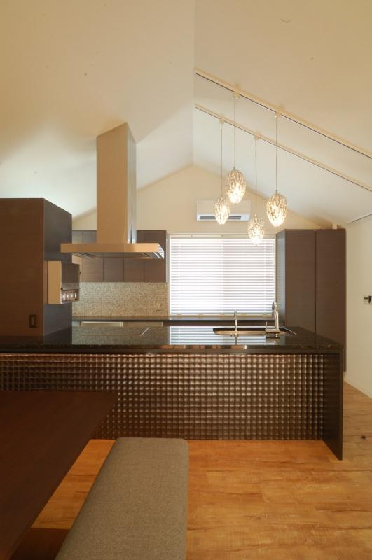 木造3階建て住宅リフォーム-リビング
