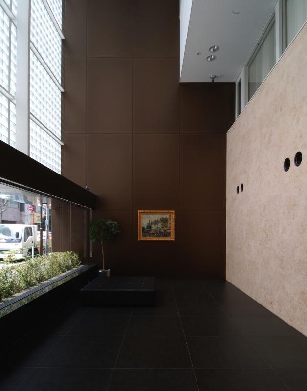 企業本社オフィスビル本社建物-15-エントランス2