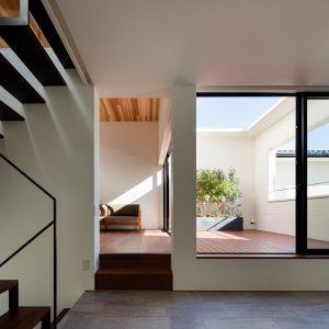 室内化したテラスを持つ家 [シニア世代の住宅]