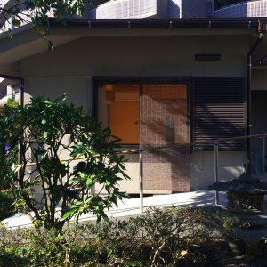 緑景の家 【市街化調整区域・風致地区・崖地の2世帯住宅】