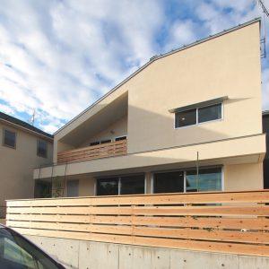 浜大工の家 【横浜の大工さんが建てた大工さん自身の家】