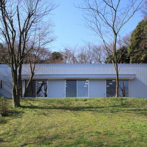 湘南ハイツ自治会館 【縁側ベンチのある、みんなの家】