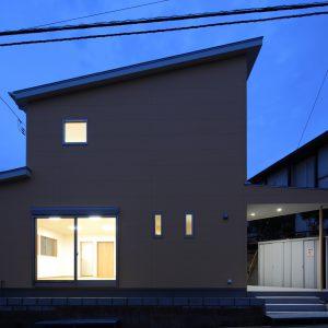 クラフトマンの家 【併用住宅/ショーホーム+飲食店】