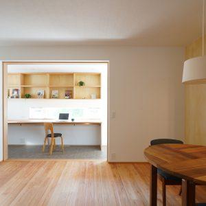 縁側サンルームの家 【愛猫と暮らす縁側空間のある家】