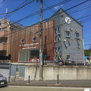 改修前の建物外観