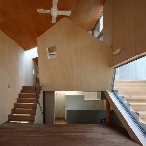 赤塚の住宅/House at Akatsuka