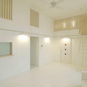 土地購入してロフト付賃貸アパート併用住宅木造耐火建築を住宅ローン