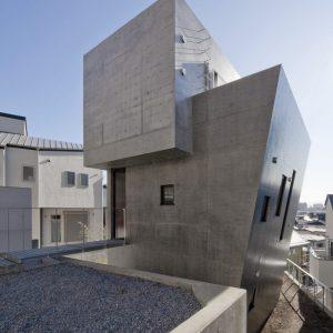 調布の眺望の家